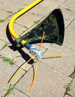 The Best Line TrimmerReplacing your String Trimmer Head