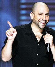 Dave Attell: Comedy Central DVD