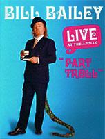 Bill Bailey: Part Troll poster