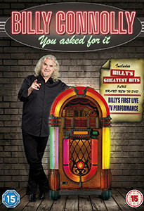 Billy Connolly: You Asked For It DVD
