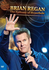 Brian Regan: The Epitome of Hyperbole DVD