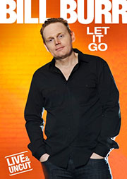 Bill Burr: Let it Go DVD