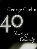 George Carlin: 40 Years of Comedy DVD
