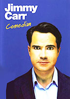 Jimmy Carr Comedian poster