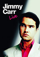 Jimmy Carr Live poster