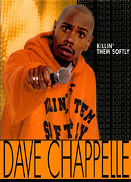 Dave Chappelle: Killin' Them Softly DVD