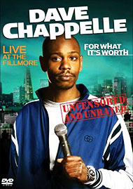 Dave Chappelle: For What It's Worth DVD