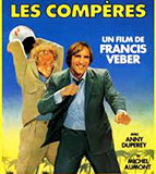 Les Comperes DVD