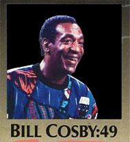 Bill Cosby: 49 DVD