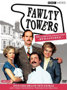 Fawlty Towers DVD