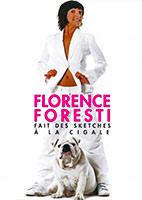 Florence Foresti fait des Sketches à la Cigale poster