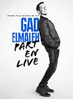 Gad Elmaleh: Part En Live poster