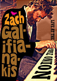 Zach Galifianakis: Live at the Purple Onion DVD