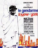 Gendarme in New York DVD