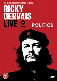 Ricky Gervais: Politics DVD