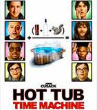 Hot Tub Time Machine DVD