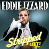 Eddie Izzard: Stripped DVD