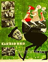 Karbid und Sauerampfer poster