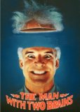 The Man with Two Brains DVD