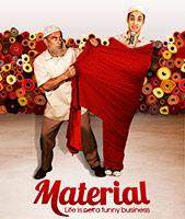 Material poster