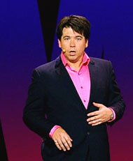 Michael McIntyre: Hello Wembley! DVD