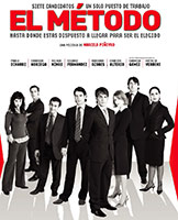 The Method El Método poster