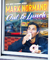 Mark Normand: Out to Lunch poster