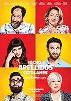 Ocho apellidos catalanes poster (Spanish Affair 2)