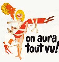 On Aura Tout Vu poster