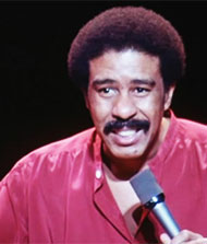 Richard Pryor: Live in Concert DVD