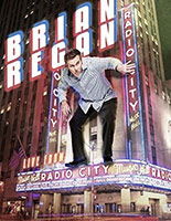 Brian Regan: Live from Radio City Music Hall poster