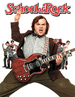 School of Rock poster