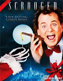 Scrooged DVD