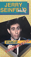 Jerry Seinfeld: Stand-Up Confidential poster