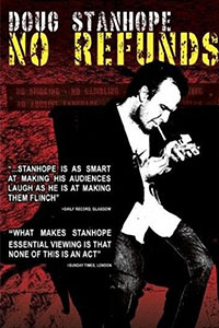 Doug Stanhope: No Refunds DVD