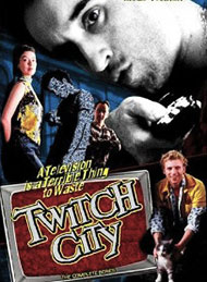 Twitch City DVD