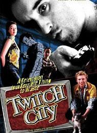Twitch City DVD